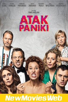 Panic Attack-Poster new movies to watch