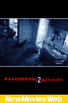 Paranormal Activity 2-Poster new animated movies