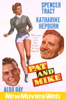 Pat and Mike-Poster new hollywood movies