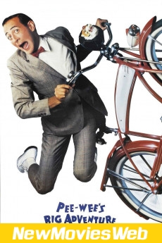 Pee-wee's Big Adventure-Poster new movies to watch