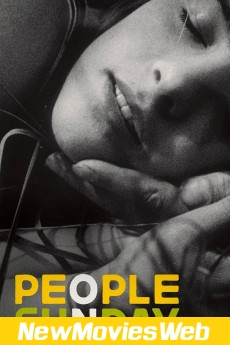 People on Sunday-Poster new hollywood movies