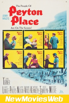 Peyton Place-Poster new movies online