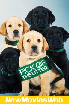 Pick of the Litter-Poster good new movies