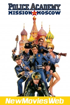 Police Academy Mission to Moscow-Poster new movies in theaters