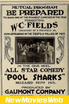 Pool Sharks-Poster free new movies online