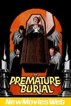 Premature Burial-Poster new horror movies