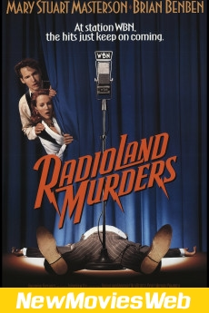 Radioland Murders-Poster new scary movies