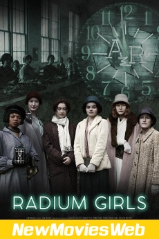 Radium Girls-Poster new movies coming out