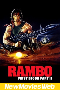 Rambo First Blood Part II-Poster new horror movies