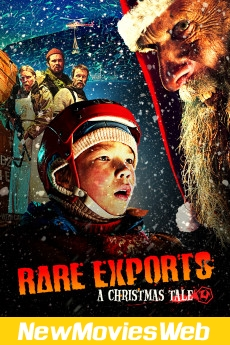 Rare Exports-Poster new action movies