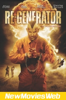 Re-Generator-Poster new scary movies