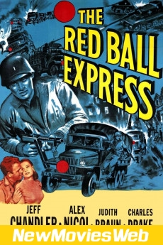 Red Ball Express-Poster new movies on dvd