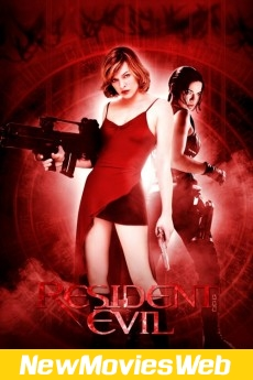 Resident Evil-Poster 2021 new movies