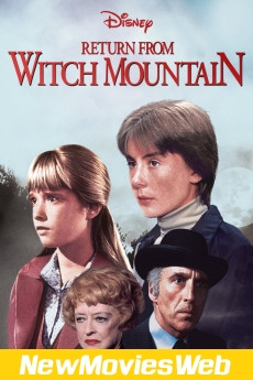 Return from Witch Mountain-Poster new movies in theaters