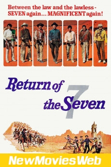 Return of the Seven-Poster new movies in theaters