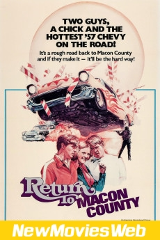 Return to Macon County-Poster new animated movies