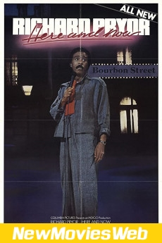 Richard Pryor... Here and Now-Poster new movies to watch