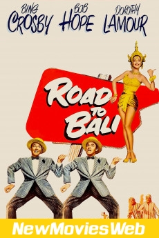 Road to Bali-Poster new movies to rent