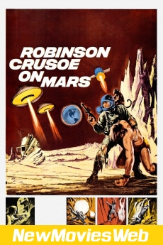 Robinson Crusoe on Mars-Poster new release movies 2021