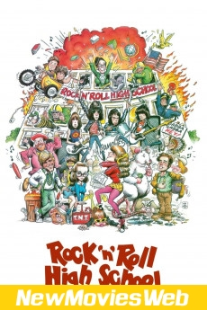 Rock 'n' Roll High School-Poster new movies to stream