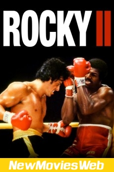 Rocky II-Poster new movies