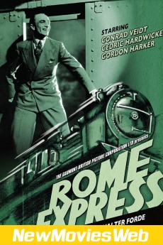 Rome Express-Poster new scary movies