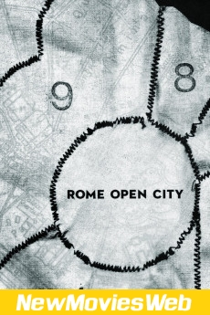 Rome, Open City-Poster new english movies