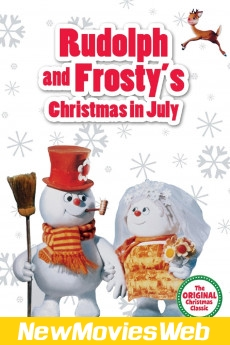 Rudolph and Frosty's Christmas in July-Poster new netflix movies