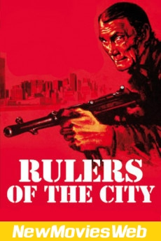 Rulers of the City-Poster new scary movies