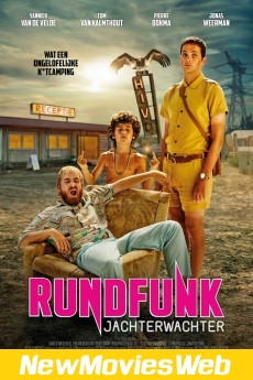 Rundfunk Jachterwachter-Poster new hollywood movies