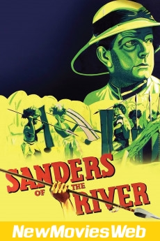 Sanders of the River-Poster new movies on netflix