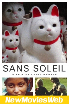 Sans Soleil-Poster new animated movies