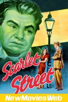 Scarlet Street-Poster new hollywood movies
