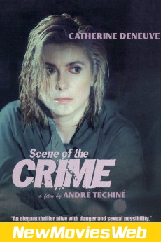 Scene of the Crime-Poster new release movies 2021