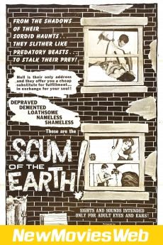 Scum of the Earth-Poster new comedy movies