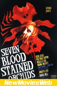 Seven Blood-Stained Orchids-Poster new comedy movies