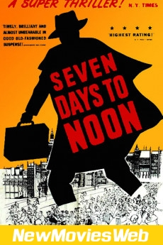 Seven Days to Noon-Poster new movies 2021
