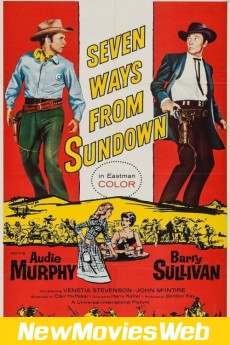 Seven Ways from Sundown-Poster new movies on demand