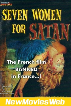 Seven Women for Satan-Poster new movies to rent
