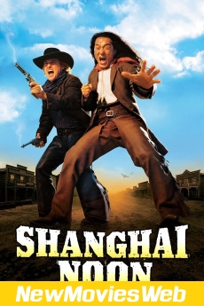 Shanghai Noon-Poster new movies on netflix