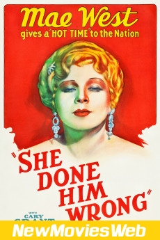 She Done Him Wrong-Poster new animated movies
