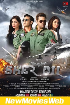 Sher Dil-Poster new movies on netflix