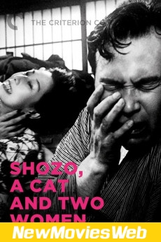 Shozo, a Cat and Two Women-Poster new animated movies