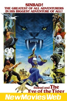 Sinbad and the Eye of the Tiger-Poster new movies online