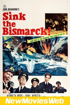 Sink the Bismarck!-Poster new hollywood movies 2021