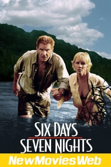Six Days Seven Nights-Poster new movies