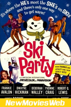 Ski Party-Poster new movies