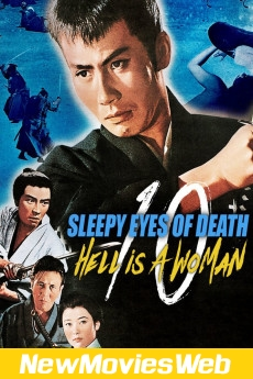 Sleepy Eyes of Death Hell Is a Woman-Poster new movies in theaters