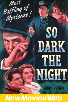 So Dark the Night-Poster new scary movies