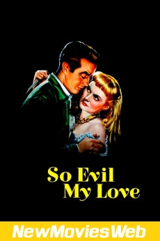 So Evil My Love-Poster new release movies 2021